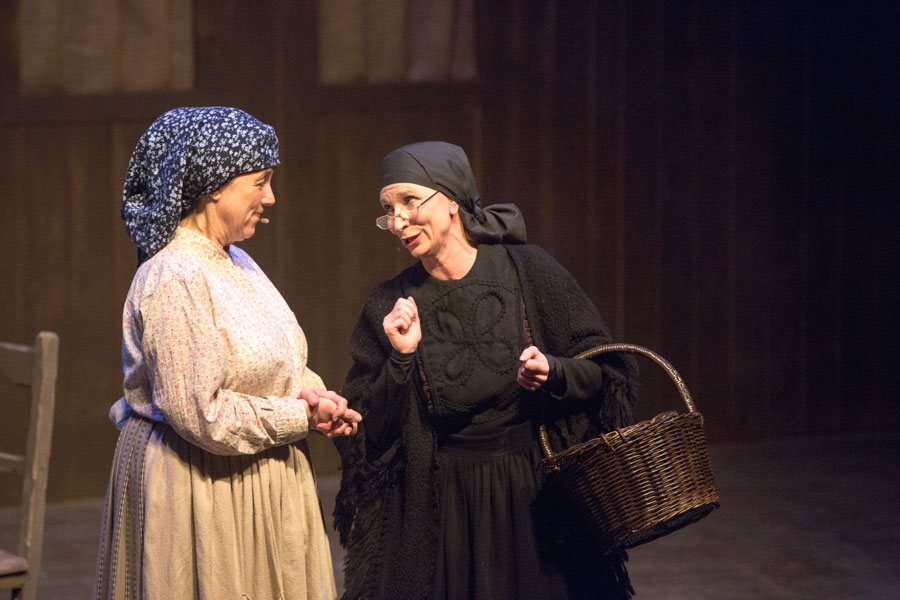 Fiddler On The Roof Cottage Theatre